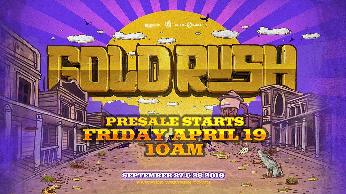Goldrush Festival 2019