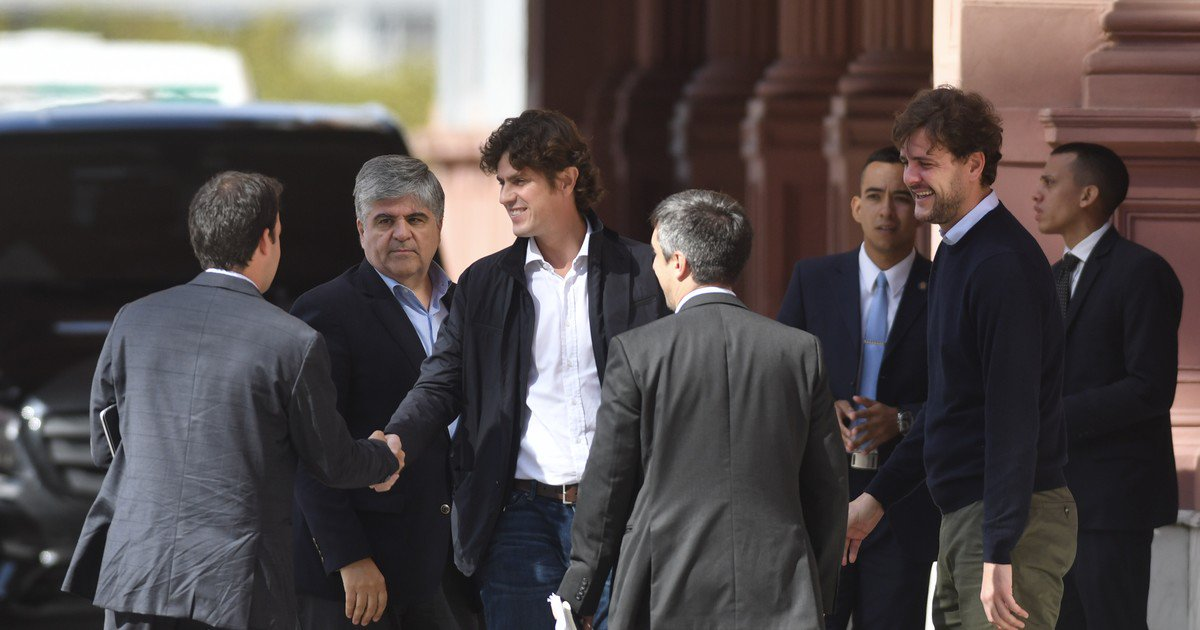 América Hoy's photo on Martín Lousteau