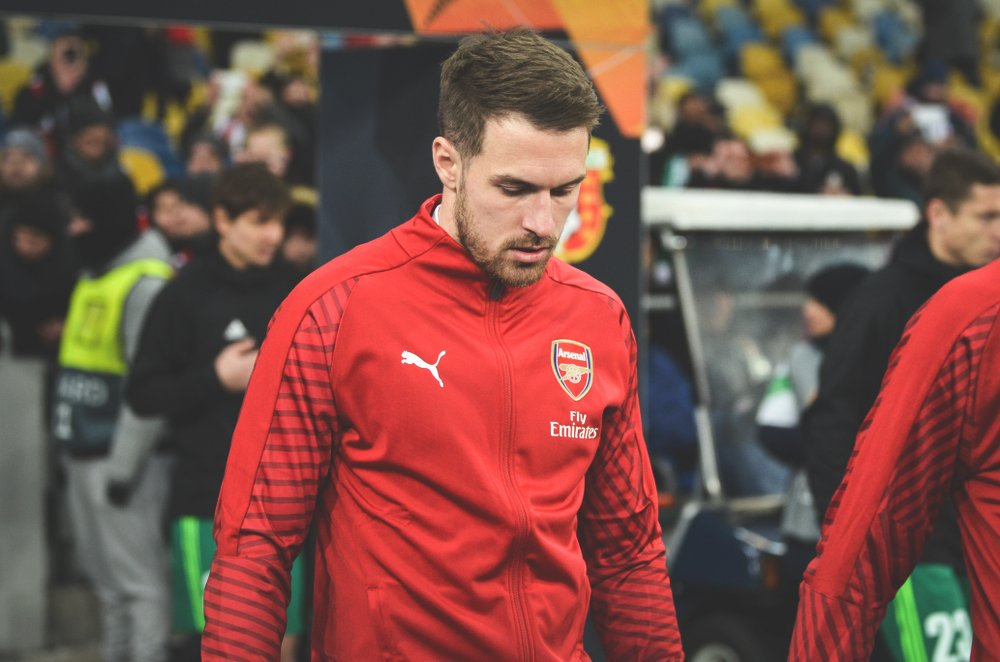 Aaron Ramsey. Arsenals highest-scoring central midfielder int he clubs history. Two FA Cup Final winning goals. Recent strikes against Spurs and Napoli. Model pro, and constantly giving his all for the club hell be leaving in the summer. The man for the big occasion.