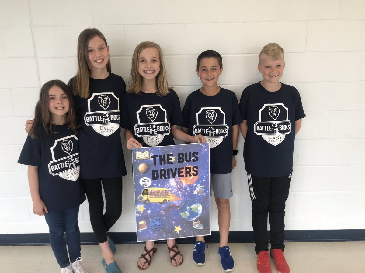 Hannah Heath On Twitter I Am So Proud Of My Sweet Students For Competing In The Battle Of The Books Today They All Did An Amazing Job And Represented Our Class Well