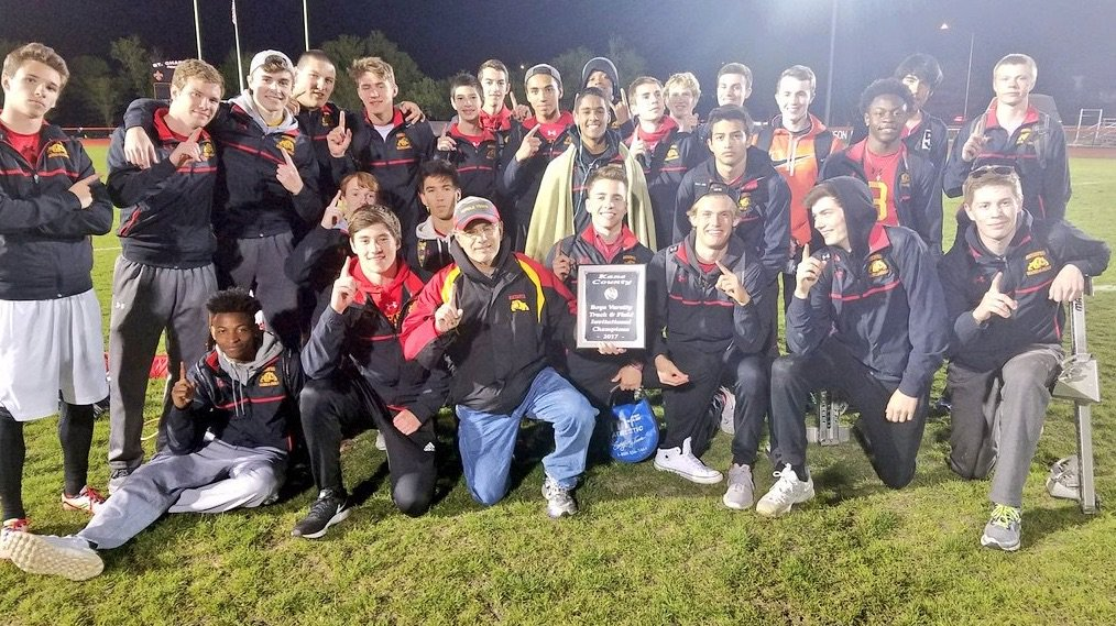 22 days and counting!  Check out top 10 lists for the county! This 2017 @BataviaTrack scored 198 points, for the most all time! Maybe they were the ever!  More to follow! @runsehs @Tomcat_Track @SAINTSrun @KHSBoysTrack