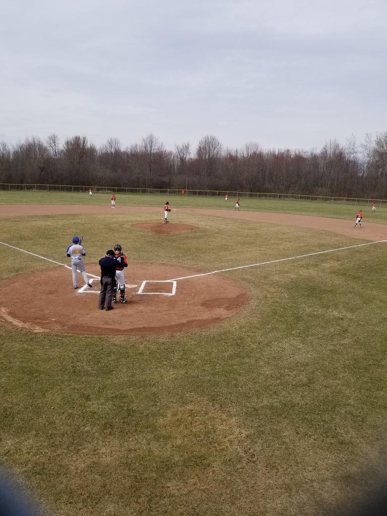 Opening Day in Armada.