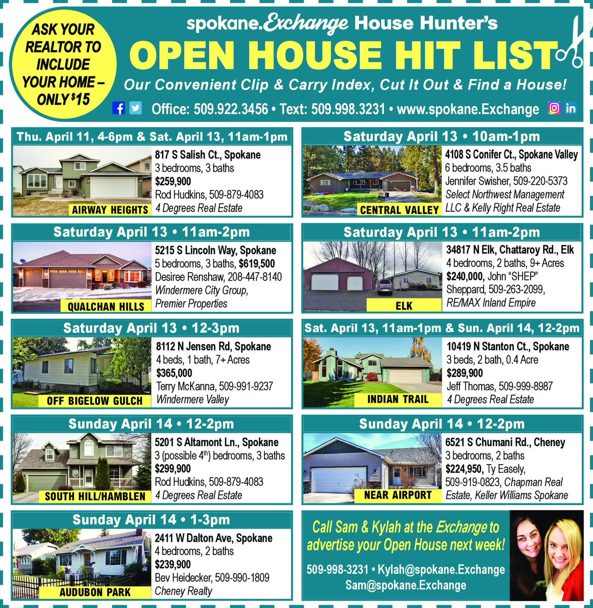 #Househunters looks like you&#39;ve got a busy weekend a head of you! Get a head start and check out the #AirwayHeights one tonight ! ---&gt;  http:// bit.ly/2vSKY7Q  &nbsp;    #spokane #realtor #spokanerealestate #realestate<br>http://pic.twitter.com/jscGMcdsIL