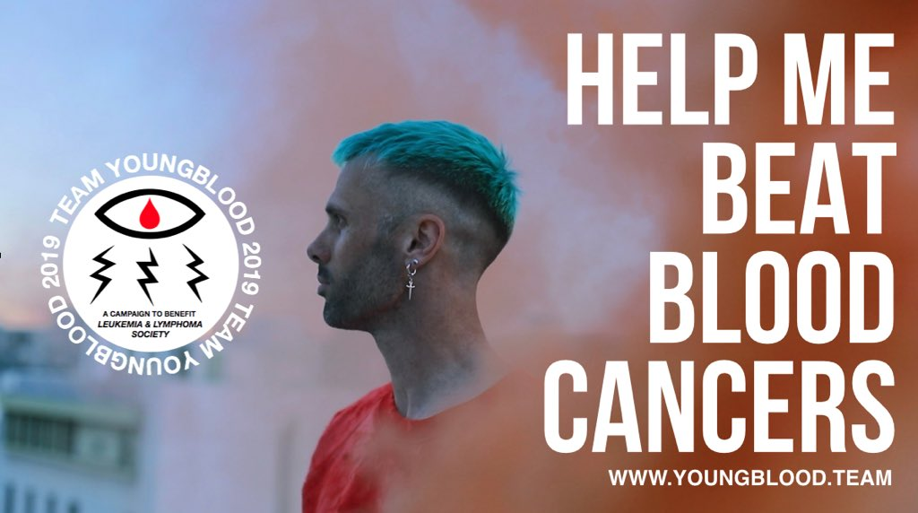 #Leukemia picked a fight with me. Now I'm waging war.   Join Team Youngblood. 💉 http://www.youngblood.team 💉