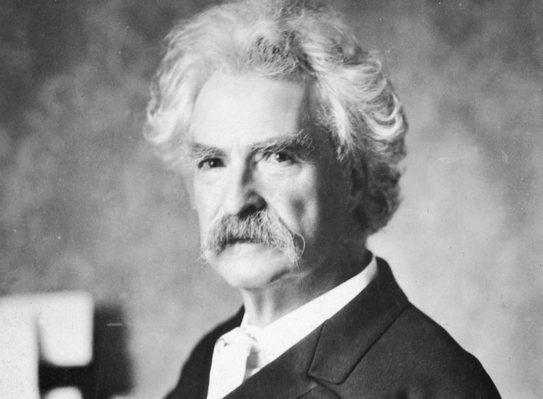 """""""The man who does not read good books had no advantage over the man who cannot read them""""  ~Samuel Langhorne Clemens (Mark Twain) #literacy #literacyweek"""