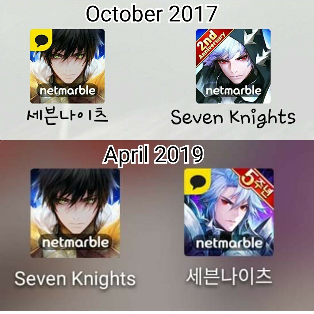 Rudy and Kris icon meet up! #sevenknights #7knights