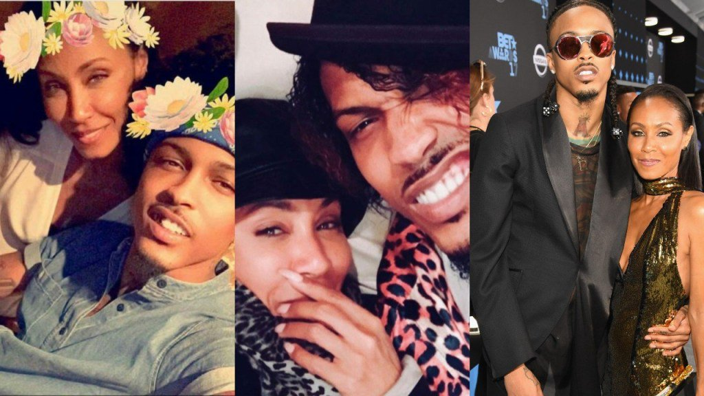 August Alsina Responds About His Song That's Rumored To Be About Jada Pinkett-Smith