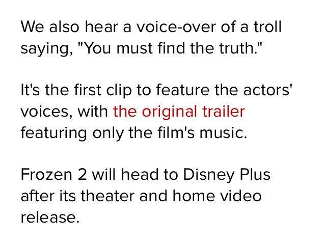 La Reine des Neiges II [Walt Disney - 2019] - Page 2 D36STFzUwAIK4Sq