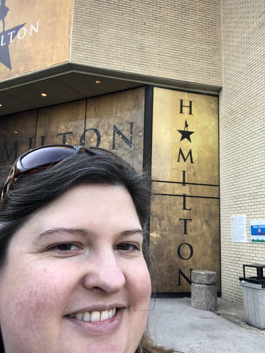 #HamiltonDSM I think there's nothing else to say. – at The Music Hall at Fair Park