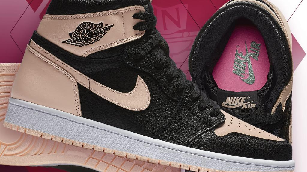 beb5f26f660 the iconic aj 1 gets outfitted in a fresh crimson tint colorway on 4 12  jordan
