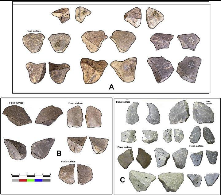 Nuevos datos sobre los últimos niveles de ocupación de la Cueva de El #Esquilleu #Cantabria : 'Mousterian inside the upper Paleolithic? The last interval of El Esquilleu (Cantabria, Spain) sequence' 👉https://authors.elsevier.com/a/1Ysxi3ic-FFx9f#.XK_WZfIzz8I.twitter…