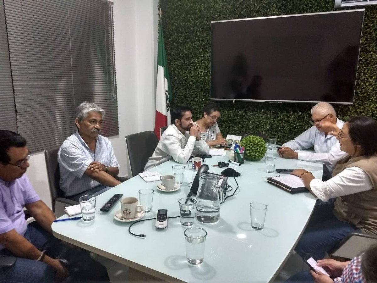 The POP Movement was invited to attend a series of meetings with civil society and government to discuss their role and activities in preparation for the festival in the Chiapas on May 15-16, 2019.   #Chiapas #POPFest #Climateaction #Climatechane #Government #youth #teamwork
