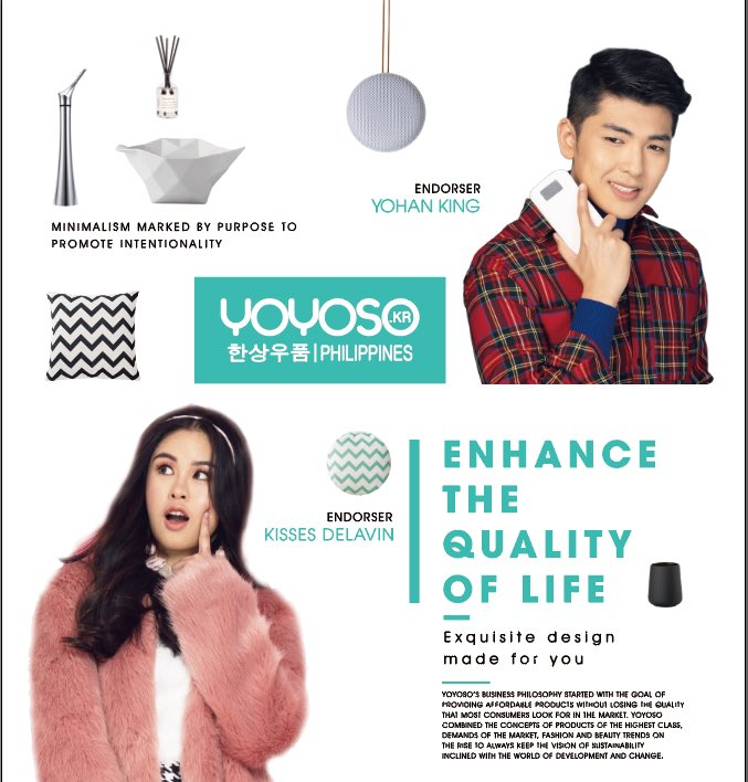 Good Morning 🌎 World @KissesDelavin @iamyohanking @YOYOSO_PH