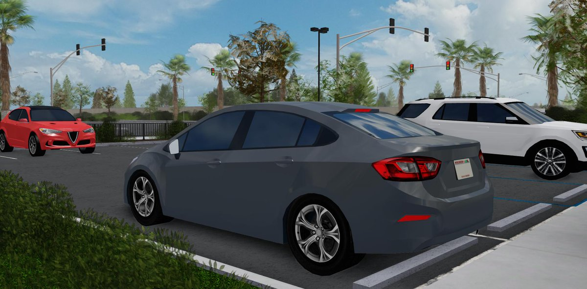 Hunter On Twitter 2019 Chevrolet Cruze Robloxdev Made In
