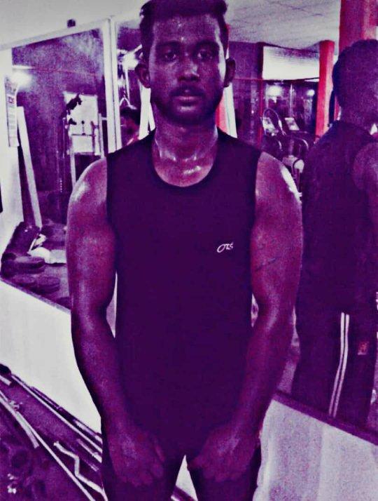 @arya_offl @arunvijayno1 just one month hard-working. #mmddddlctworkout