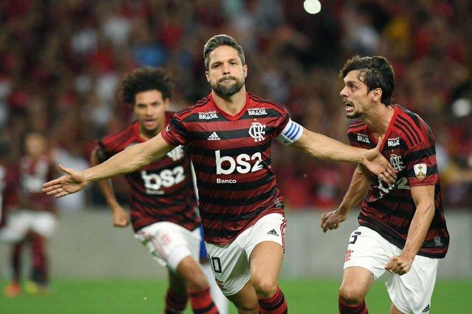 Resultado de imagem para Libertadores: Flamengo goleia San José no Maracanã e retoma liderança do grupo