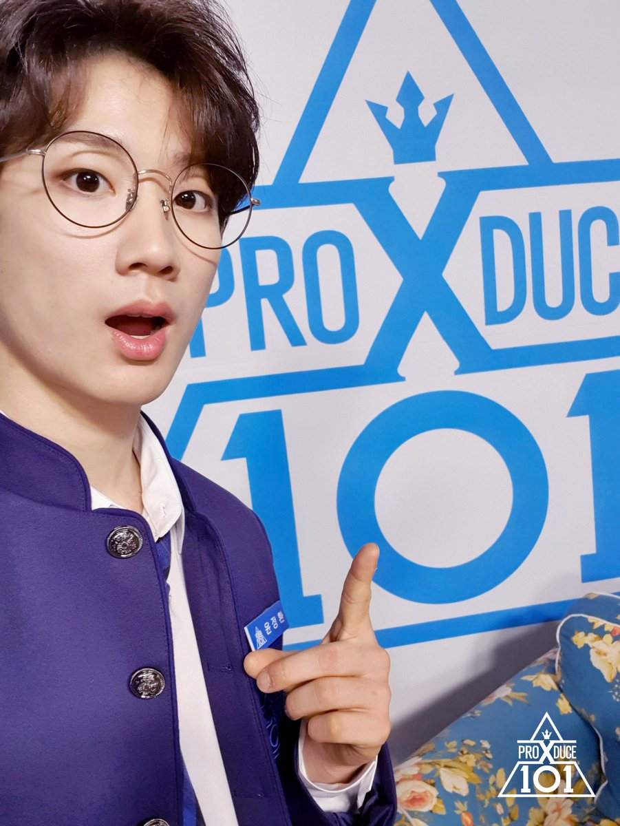 Mnet 프로듀스 X 101(PRODUCE X 101)'s photo on #mnet