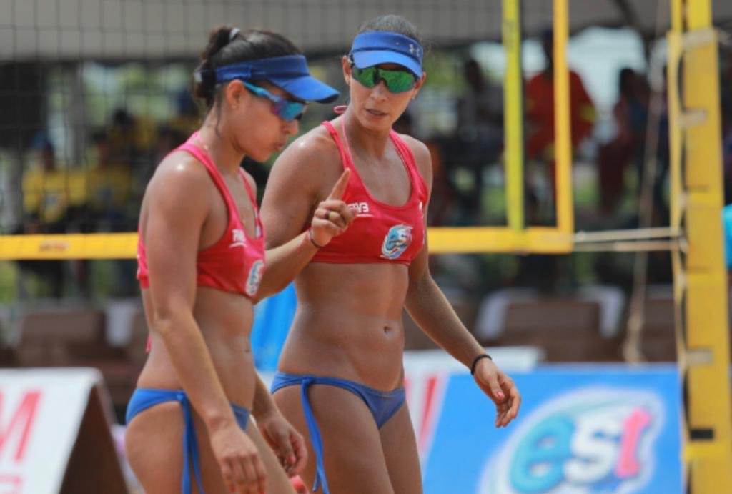 Hermanas Galindo At Galindobvolley Twitter