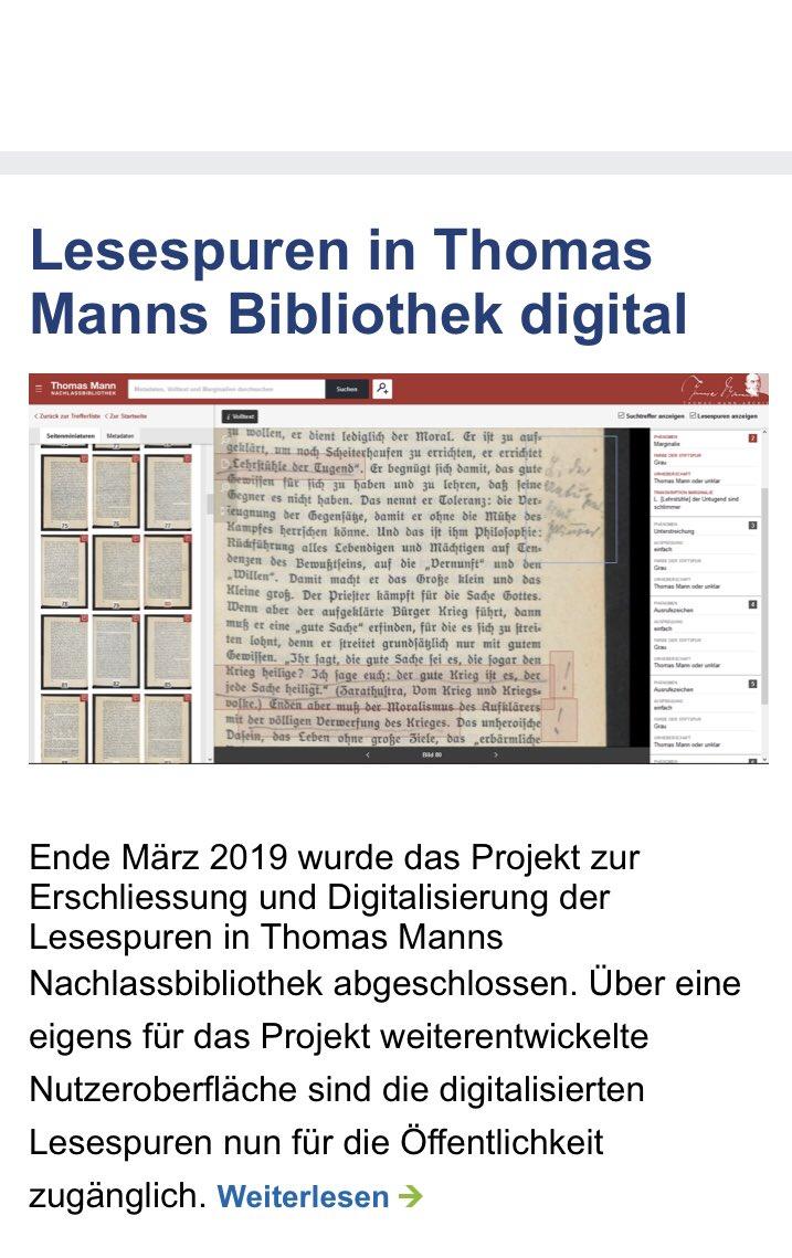 Thomas Mann At Zauberbergroman Twitter