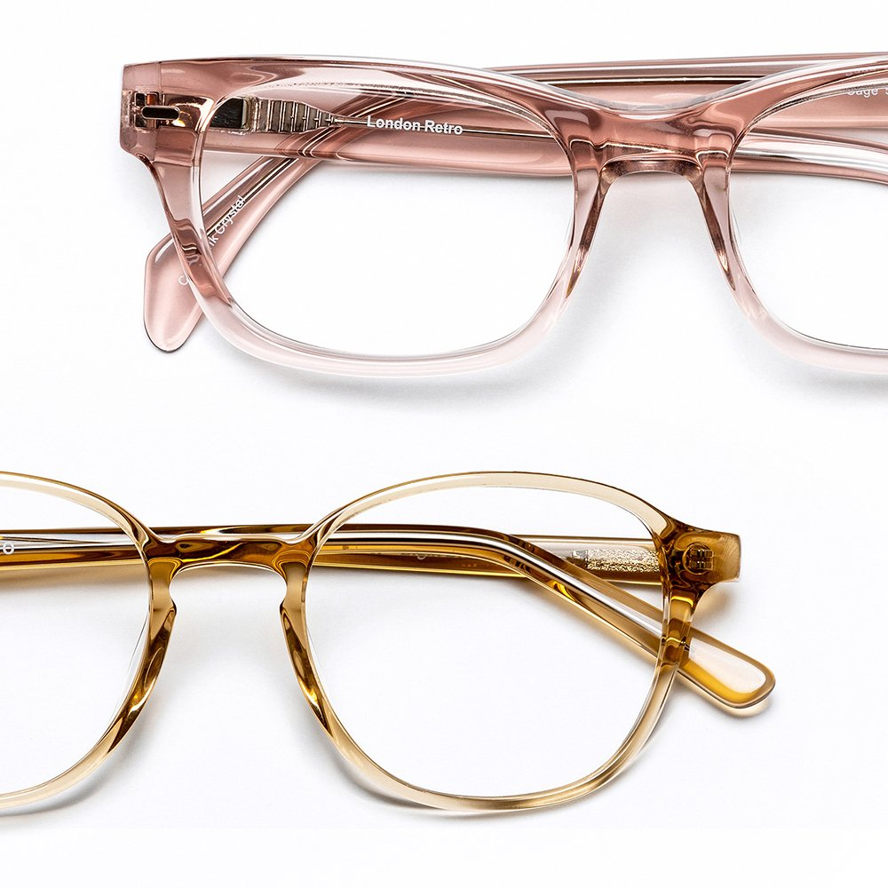 499f1a677487 Is there really anything more trendy and perfect than a transparent frame    eyewear  glassesdirect  specs  glasses  accessories  trend  trending   musthave ...