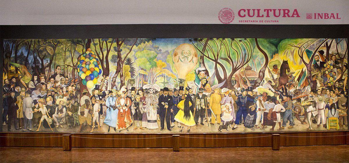 Mural Diego Rivera Ultimas Noticias Y Actualidad En Vivo Scoopnest