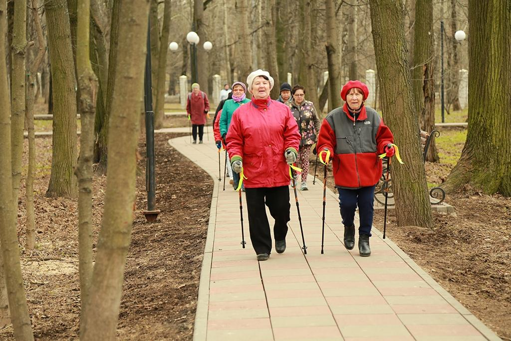 рейши скандинавская ходьба пожилые картинка есть