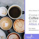Image for the Tweet beginning: We are hosting another coffee