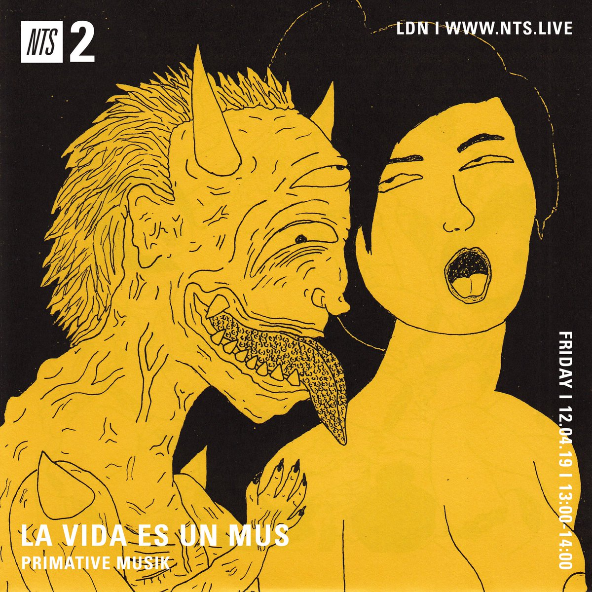 "Free Hardcore Japanese la vida es un mus on twitter: ""back @ntslive at 1:00 pm for"