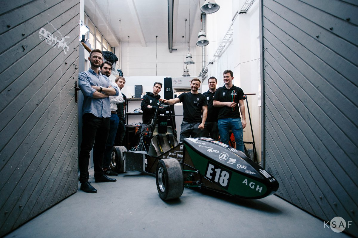 #3DGence has just started the cooperation with @AGHRacing, a student research group of the @AGH_Krakow. In the 2019/2020 season, the team will have the opportunity to use #3Dprinting technology to create their Formula Student #racingcars.  Read more: