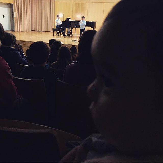 Atento al conciertazo. #audiciones #conservatorio #comienzos #duros #musica #musika #eskola #kontzertua #concierto #txalotxalo #aren #pitirriki #superformal #peroquemajo #behappy #bekatterox http://bit.ly/2D9wJgT