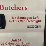 Image for the Tweet beginning: Those sausage thieves  won't