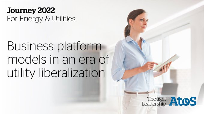#DigitalDilemmas for #energy & #utilities: Business platform models are vital for building...