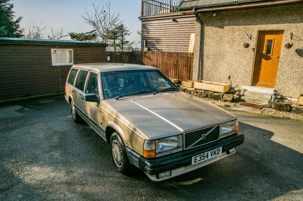 Uk Classic Cars On Twitter Ebay Volvo 740 Gle Estate Auto 1987 Https T Co Najflhtlom Classiccars Cars