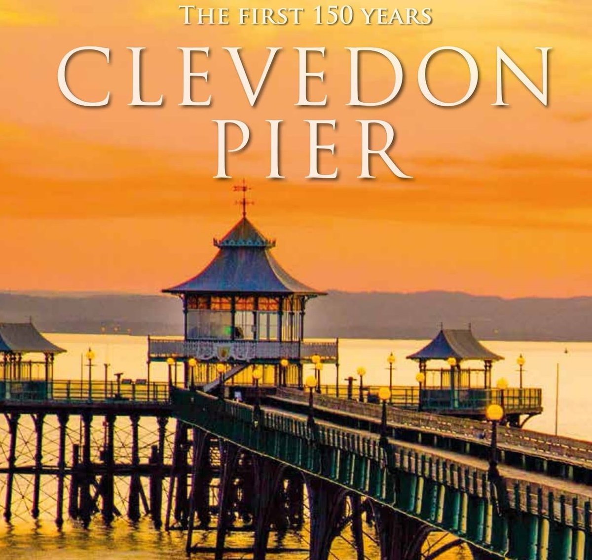 Our brand new souvenir brochure &#39;The First 150 Years of Clevedon Pier&#39; is now available and we are thrilled with the result  #ClevedonPier #Clevedon #Heritage #History #ClevedonPier150<br>http://pic.twitter.com/WTFA0TCaG9