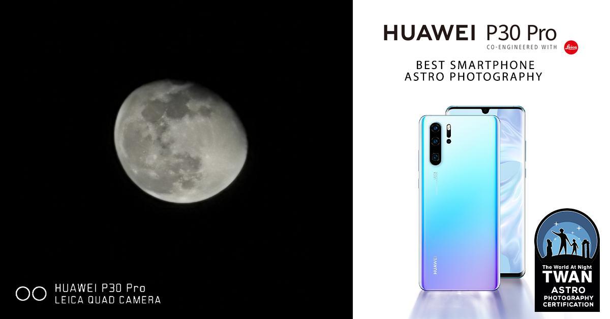 Huawei India's photo on #huaweip30