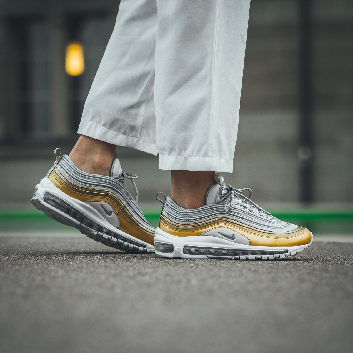 sale ? Nike Wmns Air Max 97 Se Vast GreyMetallic Silver