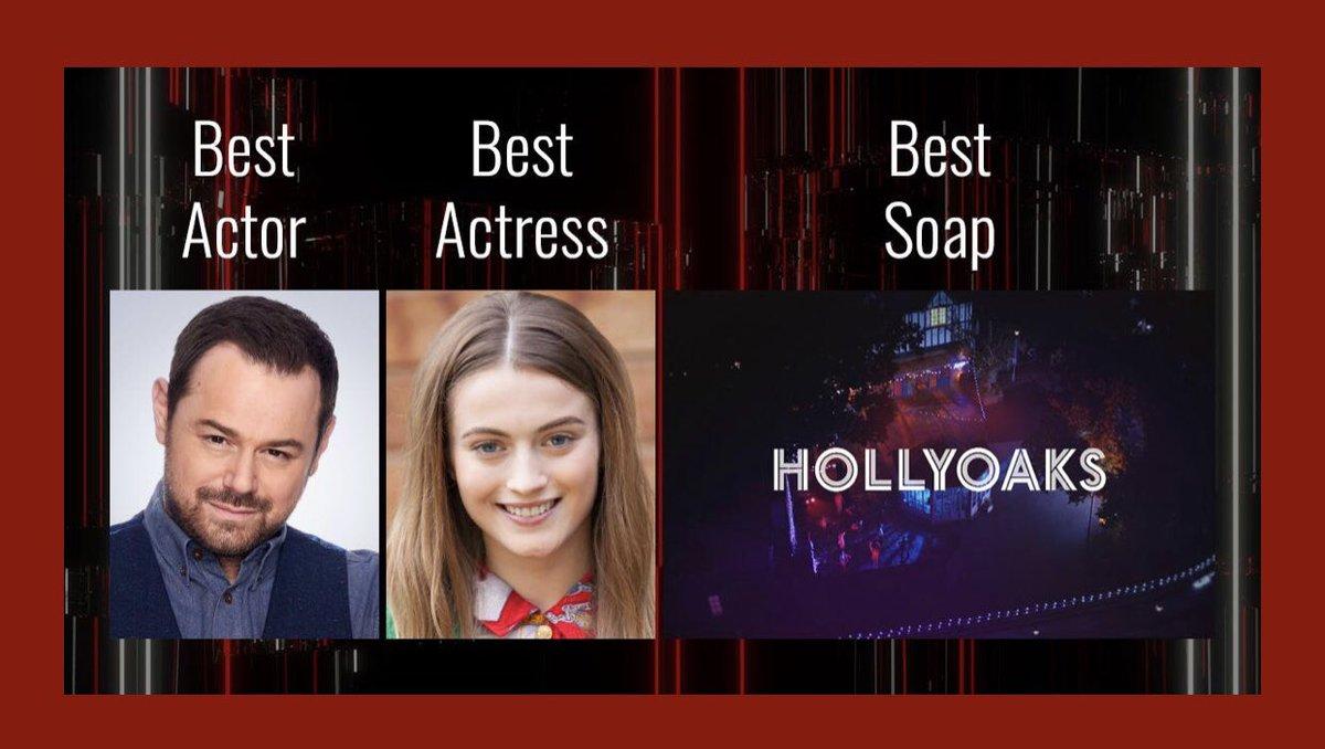 My votes! 🙈 @MrDDyer @Lauren_McQueen @Hollyoaks goodluck guys 😘
