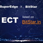 Image for the Tweet beginning: SuperEdge(ECT) has been listed at