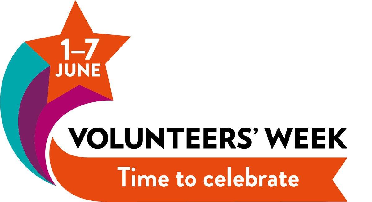 Volunteers Week Volunteers Week Is A Chance To Say Thank You For