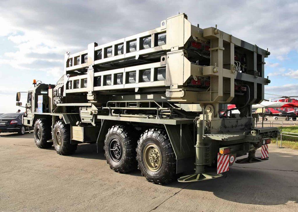العام القادم : روسيا ستعرض منظومات S-350E Vityaz للتصدير  D38qcEUXkAEbeAq
