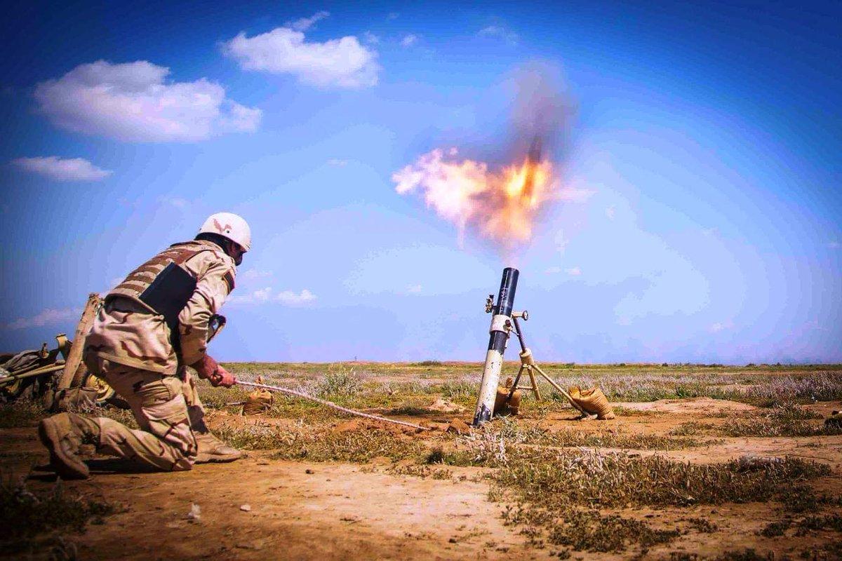 A breves dias de regressarem a Portugal..., Militares do Exército coordenam exercício de fogos reais no Iraque  Saiba mais em: https://m.facebook.com/story.php?story_fbid=1036986223168786&id=277993702401379…