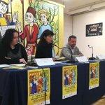 Image for the Tweet beginning: La XXVII Feria del Libro
