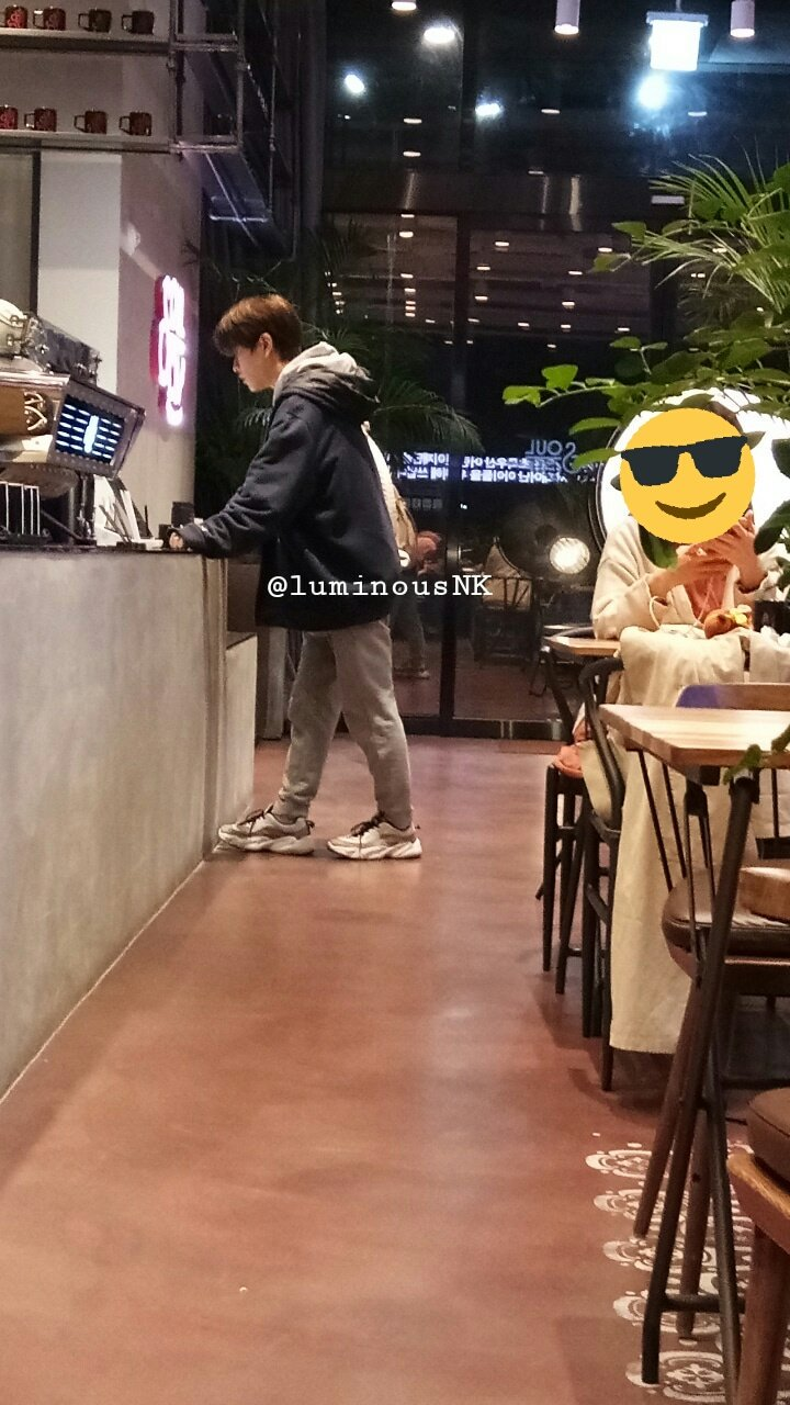 I SAW SEUNGMIN @ SOULCUP JUST NOW!!! #StrayKids #Seungmin #SKZ https://t.co/Tfq05jZ0ln