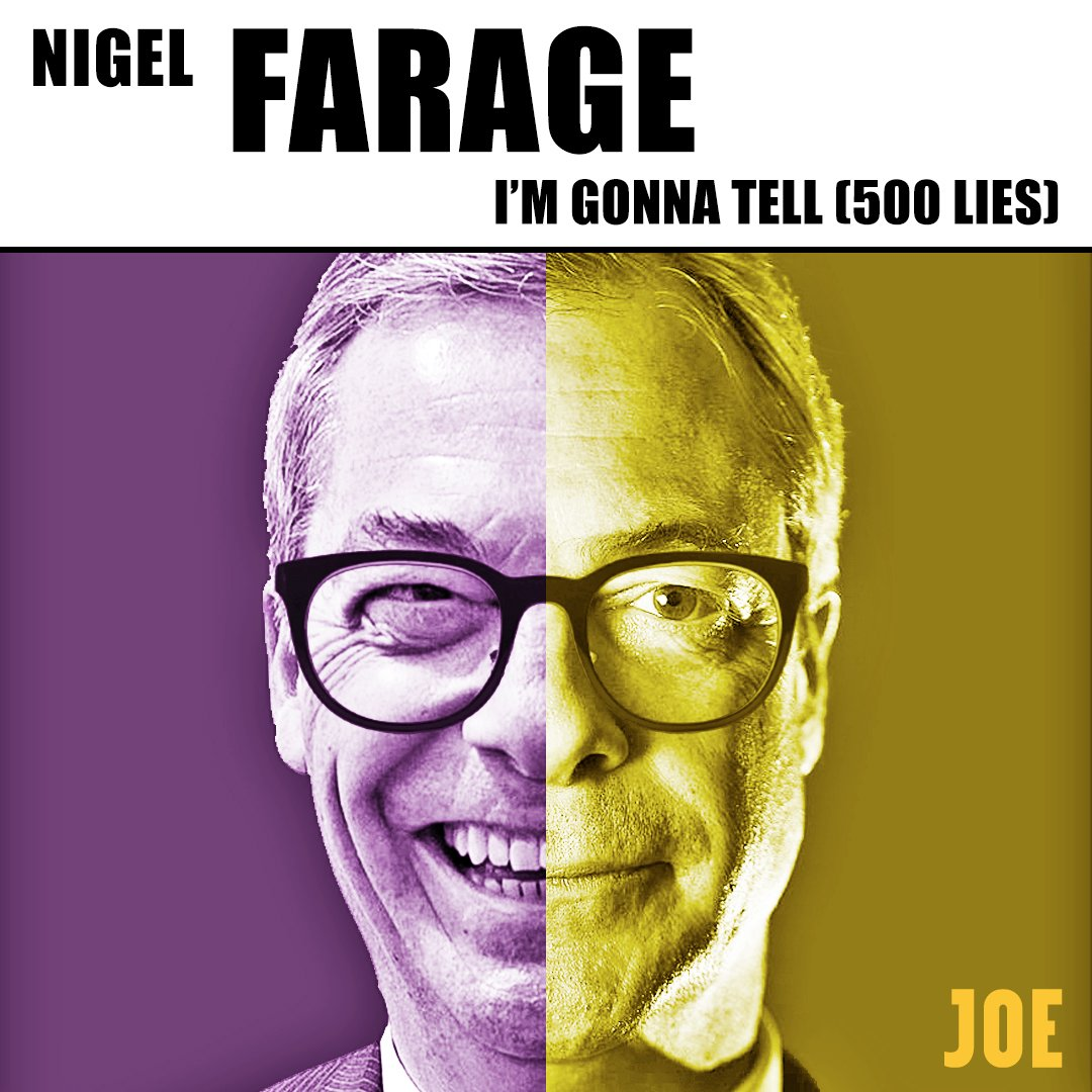 Love it👇 Farage is a fraud!