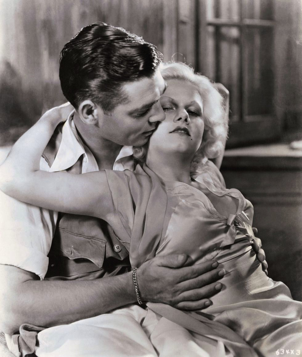 Last night at #tcmff I introduced MAGAMBO which is a remake of RED DUST. Both starred Clark Gable.