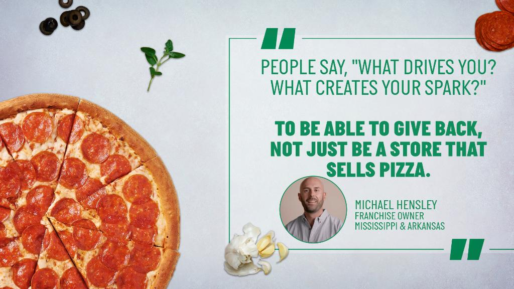 What drives you? We love this answer from Michael in this week's #PapaProfiles