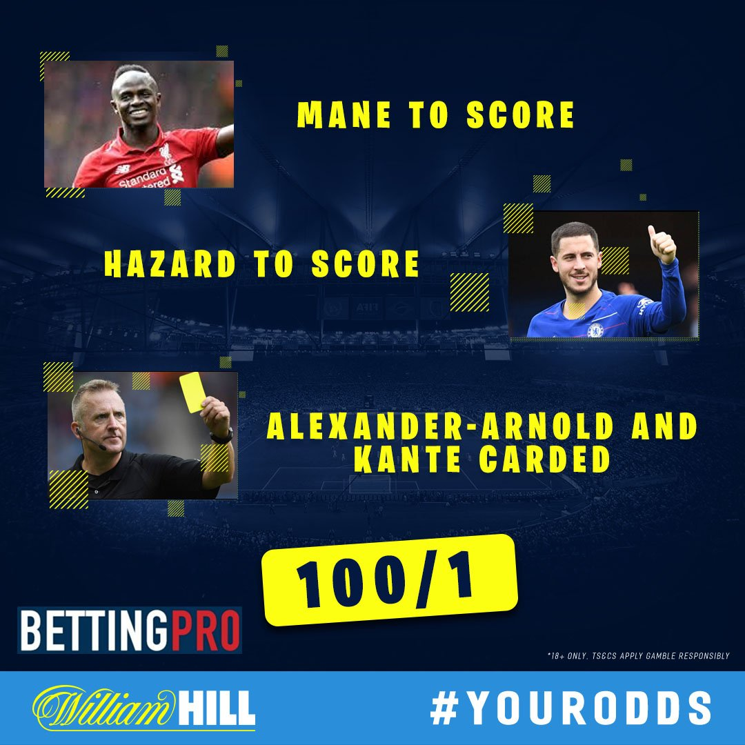 Liverpool Vs Chelsea: Liverpool: 💥BIG 100/1 For Liverpool Vs Chelsea! 💥 Add To