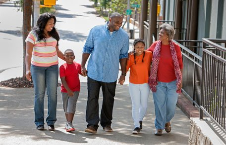 Only 1 in 4 adults fully meet physical activity guidelines. These numbers are even lower among adults in some racial and ethnic minority populations. Learn what you, your family, and your community can do to get active and stay healthy. https://bit.ly/2D17RHN  #NMHM19