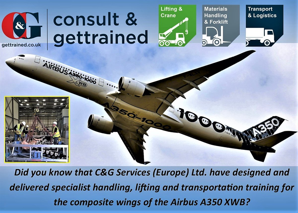 "test Twitter Media - Great feedback from David @Airbus on our 'Appointed Person - Lifting Operations' course who said ""Excellent content, delivered very well indeed. Craig's knowledge is fantastic of which I benefited""#Feedback #Training #Lifting https://t.co/wJcBW9KfLh"