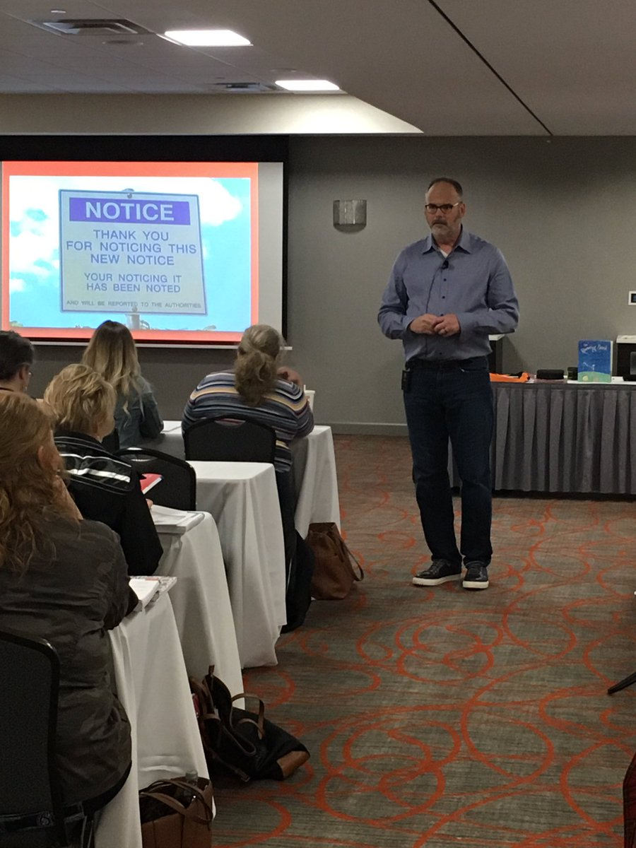 What an amazing day of learning with @writeguyjeff in Ohio! #sdeevents @stenhousepub<br>http://pic.twitter.com/hB9amkmZA6
